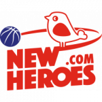 Logo New Heroes Basketball
